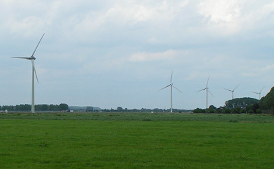 Windmolens in gemeente Neder Betuwe